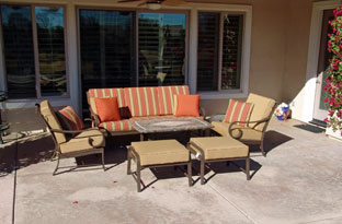 Superb Patio Furniture Doctors Can Create Any Look Your Trying To Achieve, With  Over 25 Years Of Experience In Patio Refinishing And Design, Your Patio  Furniture ...